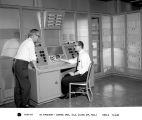 DC simulator--control area.
