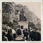 Rally, Emancipation Proclamation Statue, Lincoln Park, Washington, DC