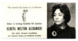 Campaign card for Elreta Alexander