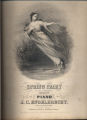 To Miss Mary H. Daingerfield Spring fairy (la fee printemps) composed for the piano by J. C. Engelbrecht. (Author of 'all aboard polka')