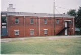 Christian Valley Baptist Church: side view