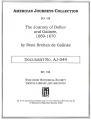 The Journey of Dollier and Galinée, 1669-1670