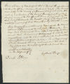 Bill of sale of Tom and Mol to Jacob J. Hasbrouck