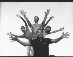 Alvin Ailey Choreographing with Marilyn Banks, Dudley Williams, & Gary DeLoatch