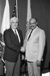 Willard Murray and Ira Reiner, Los Angeles, 1988