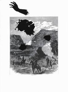 Buzzard's Roost Pass, from the portfolio Harper's Pictorial History of the Civil War (Annotated)