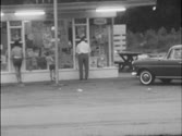 At least two drive-in restaurants desegregate