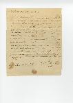 Land deed between Thomas Sumrall and David Sumrall