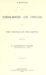 A manual on school-houses and cottages for the people of the South