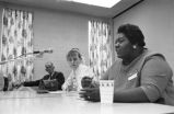Ann Atwater and Group YES (Youth Educational Services).