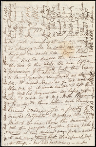 Letter from Maria Weston Chapman, Bedford, [Mass.], to Anne Greene Chapman Dicey and Elizabeth Bates Chapman Laugel, Sept. 1st, 1861