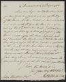 David Brydie Mitchell letter to John Housun, 1788