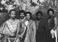 Unidentified R & B band