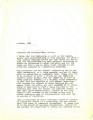 "Letter to ""Distinguished Reverend"""