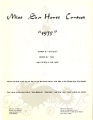 Miss Sea Horse Contest, flier, 1975