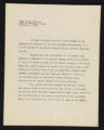 Book Review and Lecture Forum materials 1946