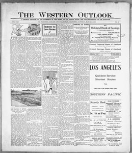 The Western Outlook. (San Francisco, Oakland and Los Angeles, Calif.), Vol. 22, No. 25, Ed. 1 Saturday, March 11, 1916 The Western Outlook