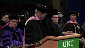 UNT Commencement: Fall 2016, College of Music UNT Commencement: 2016-23