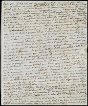 Fragment of a letter to Maria Weston Chapman] [manuscript