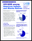 HIV/AIDS among American Indians and Alaska Natives