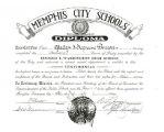Brown Family - Diploma