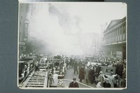 Hotel Trumbull fire, 357 Trumbull Street, Hartford