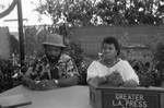 Greater L.A. Press Club, Los Angles, 1983
