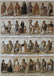 Racial Mixture in eighteenth-century Mexico: Mestizo, Castizo, Spaniard, Mulatto, Morisco, Chino, Salta-atrás, Lobo, Jibaro, Albarazado, Cambujo, Zambaigo, Calpamulato, Tente en el aire, No te entiendo, Torna-atrás