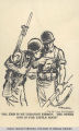 Cartoon on Using Military at Central High School