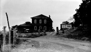 A. and M. School Normal near Huntsville