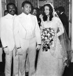Muhammad Ali's bride