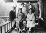 James Phillips' family