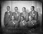 The Sandy Spring Melody Singers [November 6, 1945] [cellulose acetate photonegative]