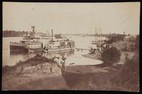White House Landing, Pamunkey River, Virginia