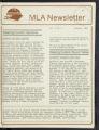 Minnesota Library Association Newsletter, February 1982