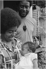Dan Danner and family, circa 1973