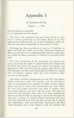 Racial and Civil Disorders in St. Augustine : Report of the Legislative Investigation Committee : Appendix 03