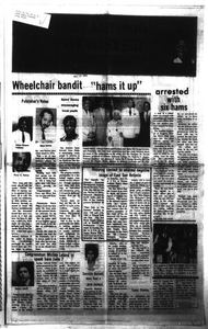 San Antonio Register (San Antonio, Tex.), Vol. [50], No. [6], Ed. 1 Thursday, May 23, 1985 San Antonio Register