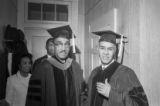 Benjamin Glover and Roy Wilkins at Allen University