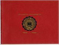 Atlanta University- Booklets