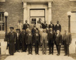 Photograph of the American Baptist Theological Seminary, between 1925 and 1935