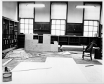 Thumbnail for Hough branch 1965: Carnegie building, interior