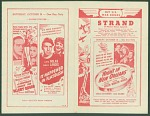 Night in New Orleans movie program