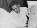 Ernest Swinson Shot in North Side Dispute
