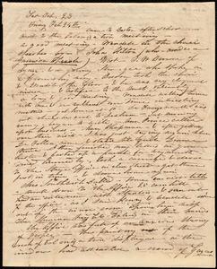 Letter from Caroline Weston to Deborah Weston, [Friday, Feb. 23, 1839?]