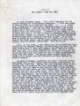 Zinn --Interview transcripts, 1963-1965 (Howard Zinn Papers, 1956-1994; Archives Main Stacks, Mss 588, Box 3, Folder 10)