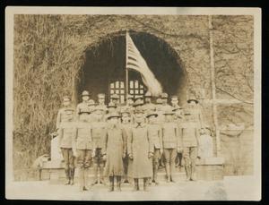 Military-WWI Training