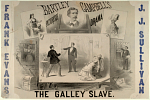 Bartley Campbell's Picturesque Drama The Galley Slave