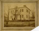 Hall. J.S. Hall House.
