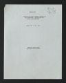 Multi-Cultural. Black. Curriculum Content, 1971-1973. (Box 454, Folder 7)